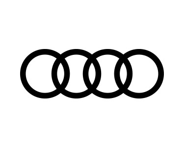 Audi Logo Hüttenstraße Halle