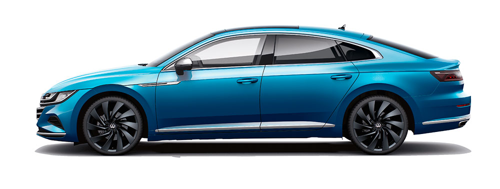 Der neue Arteon von Volkswagen