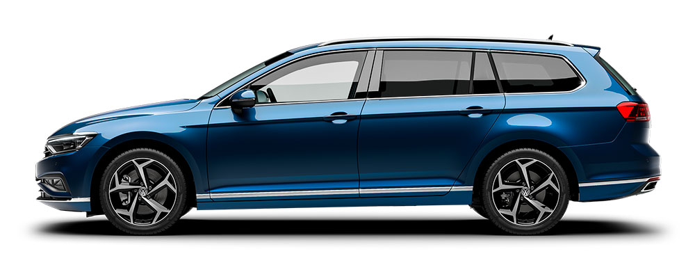 Der neue Passat Variant VW
