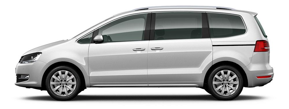 Der VW Sharan