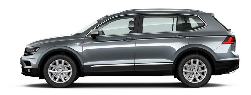 Der VW Tiguan Allspace
