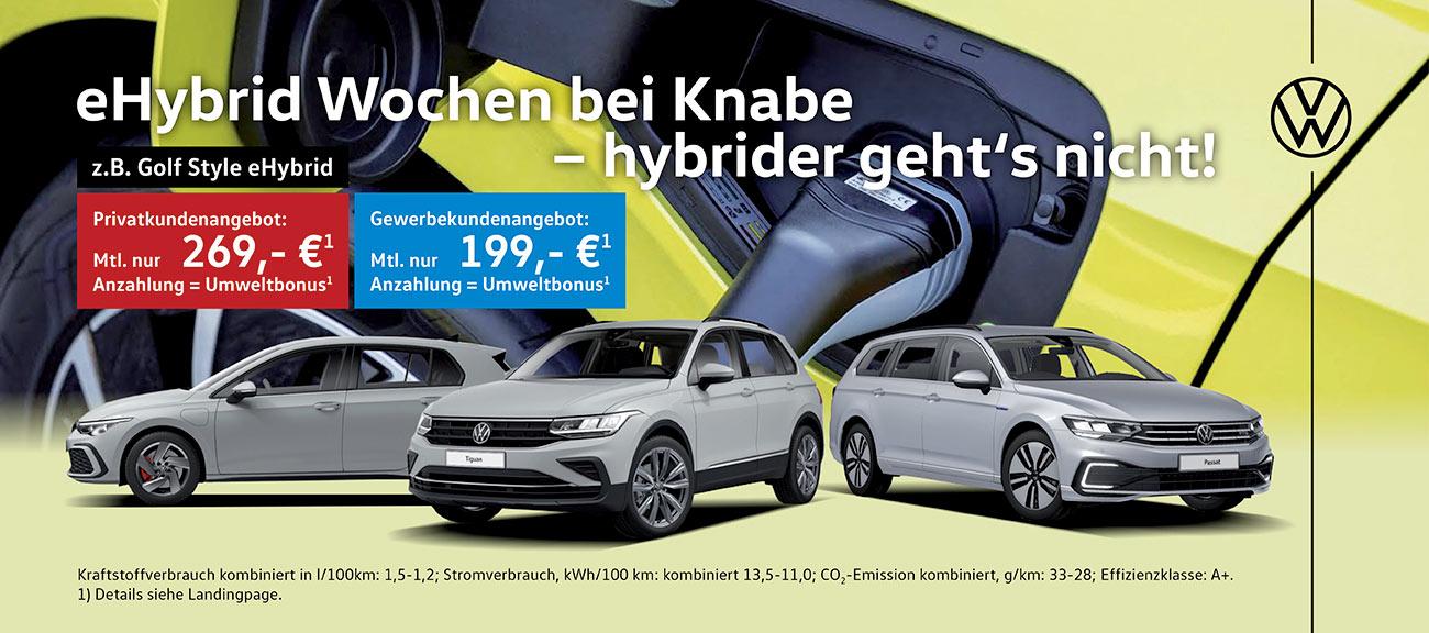 eHybrid Wochen bei Autohaus Knabe in Kierspe