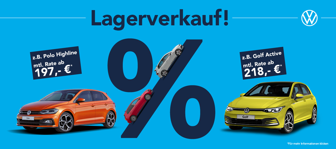 Volkswagen Lagerverkauf Kierspe Autohaus Knabe