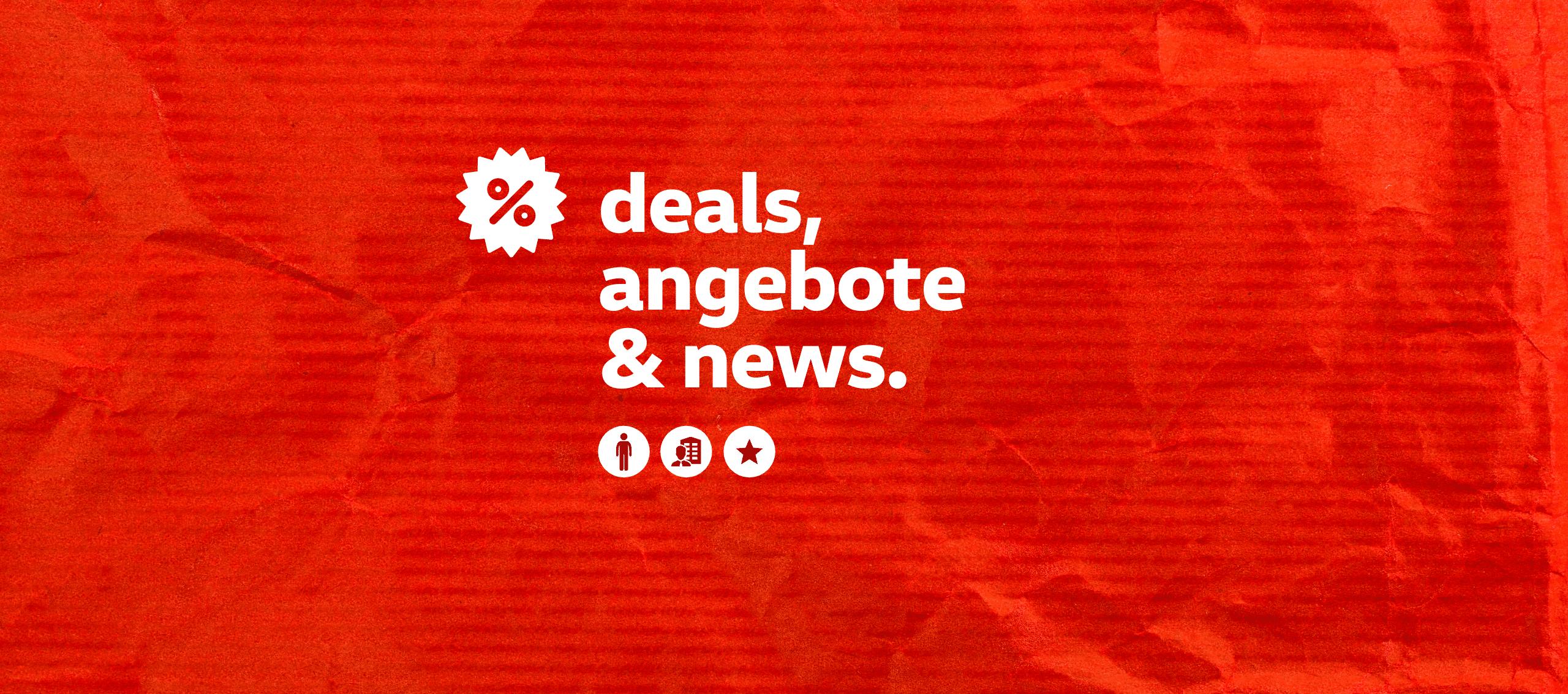 deals & news.